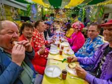 Stopnaolden denken na over halfvasten tijdens warme carnavalsbrunch in Diessen
