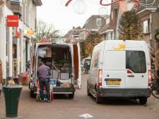 'Drukte bij pakketbezorgers leidt tot gevaarlijk rijgedrag'