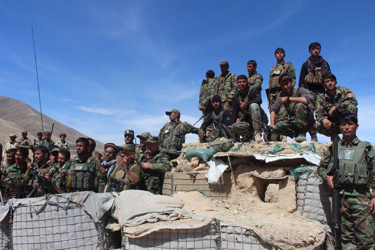 De conflicten in Afghanistan blijven toenemen