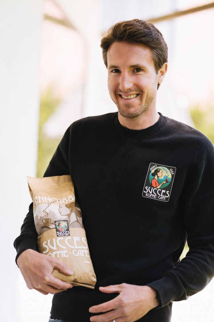 Tom Arts, CEO van Succes Koffie