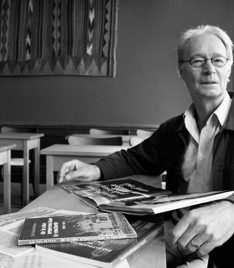 Frank van Zuijlen (1940-2019) uit Hengelo: rasverteller met een keppeltje