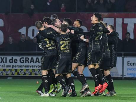 GA Eagles trapt bekerduel om 18.30 uur af tegen FC Utrecht