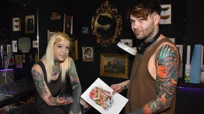 """""""Weer gelukkig dankzij tatoeages"""""""