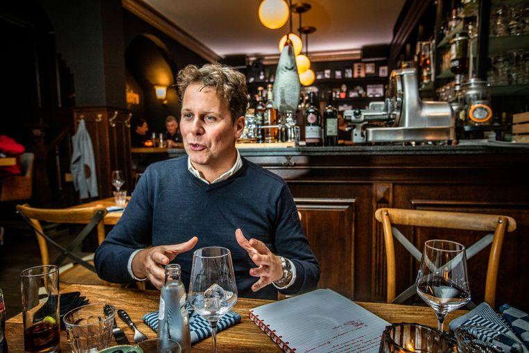 Raf Terwingen, kandidaat-voorzitter voor CD&V.
