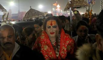 Indiase transgenders eisen hun religieuze rechten op, met een beroep op oude Hindoestaanse teksten