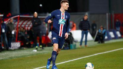 Football Talk. PSG en Meunier maken gehakt van Dijon in Franse beker - Bossut geopereerd aan elleboog - FIFA fileert wintermercato