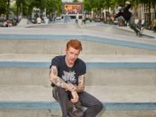 Hoe skater Francois Verkerk dandy en model werd: 'Kun je lopen, vroegen ze. Lopen? Ik kan skaten'