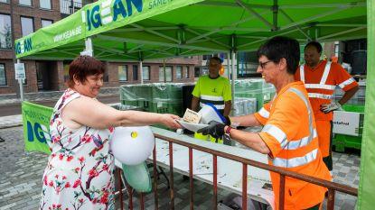 Mobiel recyclagepark komt opnieuw naar Wijnegem