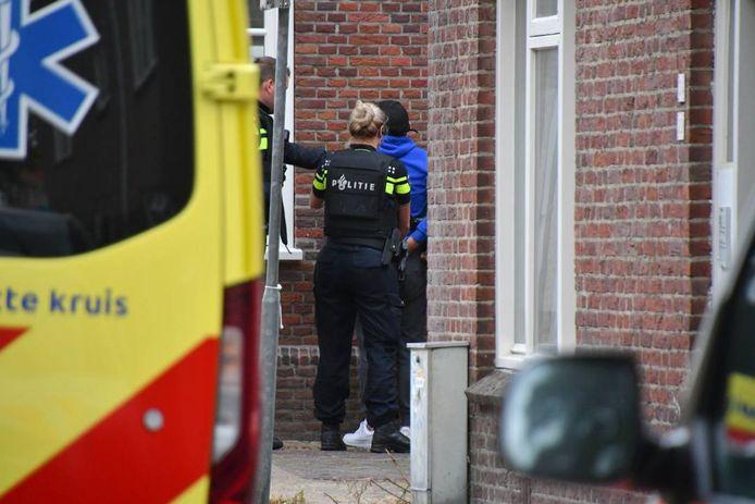 De man werd kort na de schietpartij aangehouden.