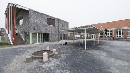 Basisschool 't Kofschip na twee jaar bouwen in fonkelnieuw jasje