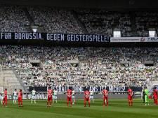 Le stade du Borussia Mönchengladbach a fait carton plein samedi