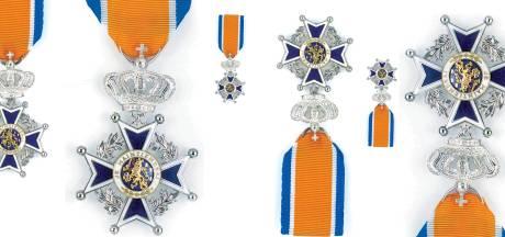 Zes Drontenaren krijgen een koninklijke onderscheiding