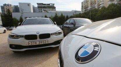BMW krijgt miljoenenboete in Zuid-Korea