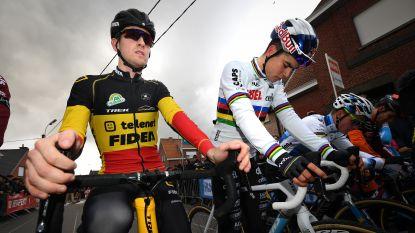 LIVE WB VELDRIJDEN. Zet Belgisch kampioen Aerts in Pontchâteau een cruciale stap richting eindwinst?