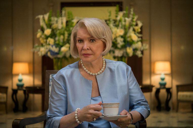 Ellen Burstyn in het nieuwe seizoen van House of Cards. Beeld Netflix