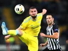 Partizan pakt volle buit bij Astana in groep-AZ
