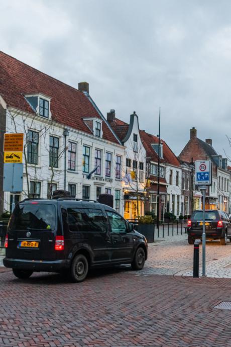 Auto's zijn steeds minder welkom in binnenstad Vianen