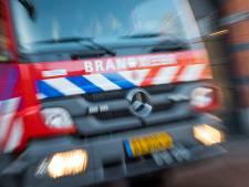 Appartementen ontruimd na brand in Gorcumse Voermanstraat