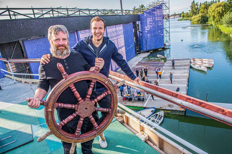 Michiel de Meyer en Ivan Pecnik
