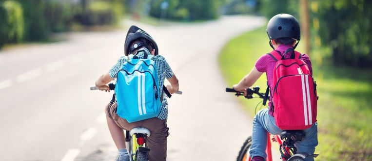 Slaag jij in deze verkeerstoets voor lagereschoolkinderen?