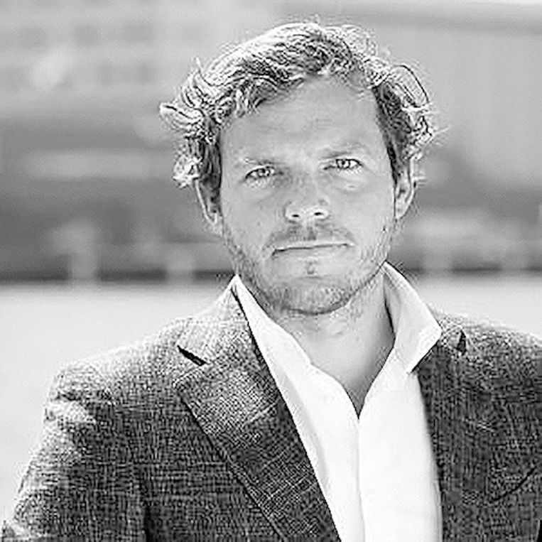Yannick Bleeker, socioloog en onderzoeker bij Regioplan Beleidsonderzoek. Onderzocht o.a. My Red Light, seksuele uitbuiting en de sociale positie van sekswerkers Beeld -
