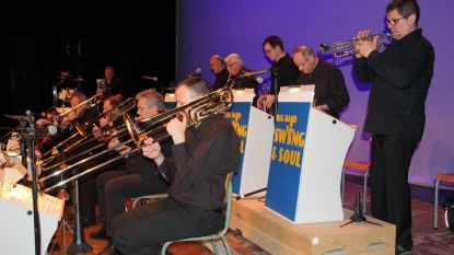 Bigband Swing and Soul treedt zondag op