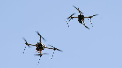 Drone-opnames kerkhof uitgesteld naar later tijdstip