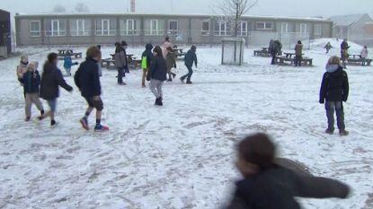 Waar komt eerste 'sneeuw' in Limburg plots vandaan? VTM-weerman legt uit
