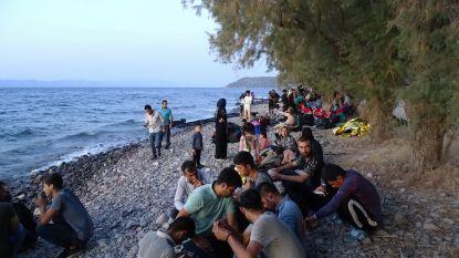 Opnieuw honderden vluchtelingen aangekomen in Griekenland