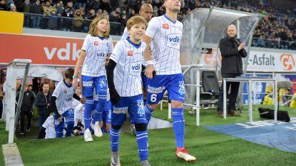 """AA Gent kan weer rekenen op de grinta van Birger Verstraete: """"Hij laat anderen beter voetballen"""""""