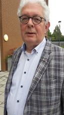 Joep Hamburg, zoon van verzetsleider Jo Hamburg uit Waalwijk.
