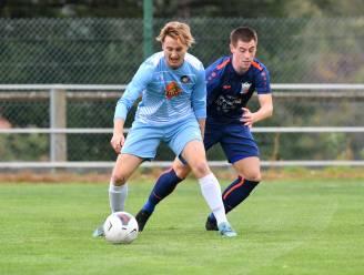 """Twee doelpunten Bryan De Keyser bezorgen Wolvertem Merchtem mee de drie punten: """"Blij dat ik ploeg kon helpen"""""""