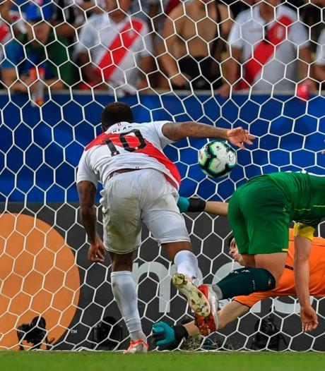 Oud-PSV'er Farfán belangrijk met doelpunt en assist op Copa América, Pereiro vrijdag in actie met Uruguay