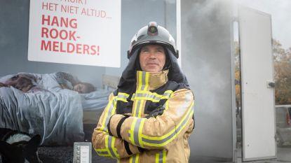 """Rookmelders zijn verplicht vanaf 2020: """"Wie denkt dat hij het bij een brand wel kan redden zonder, is niet goed wijs"""""""