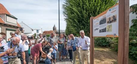 Informatiebord Poortvliet vertelt verhaal van neergestort vliegtuigje