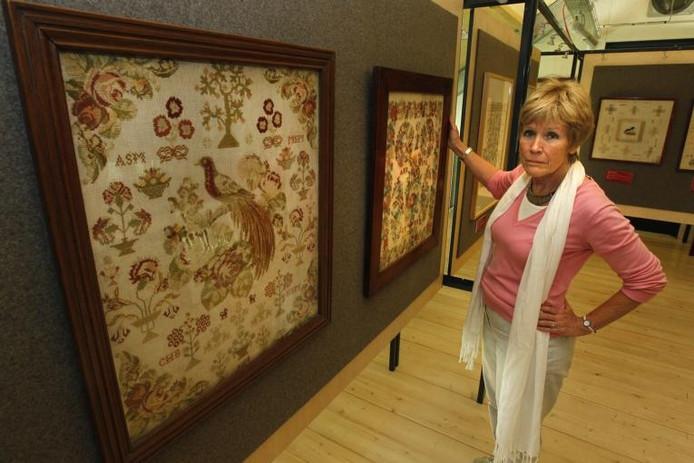 museum hagedoorns plaatse laat rode veluwse merklappen