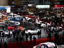Autoshow van Genève afgelast onder druk van autoriteiten, vanwege coronavirus