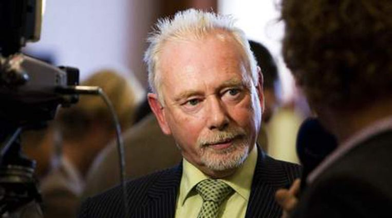 Burgemeester Wim Cornelis van Gouda Beeld