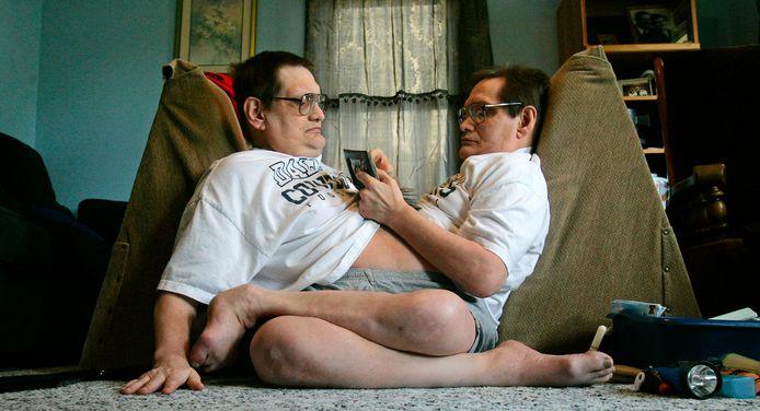 Ronnie et Donnie (archives, 5 mai 2009)