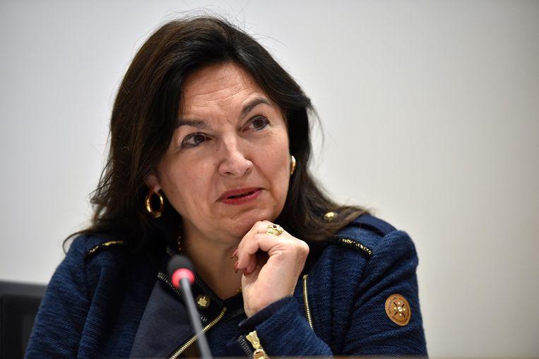 Federaal minister van Energie Marie-Christine Marghem pakte met de grote lijnen van de studie uit in een krant.