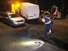 Drukke nacht voor brandweer: 35 meldingen van buitenbranden in Den Haag
