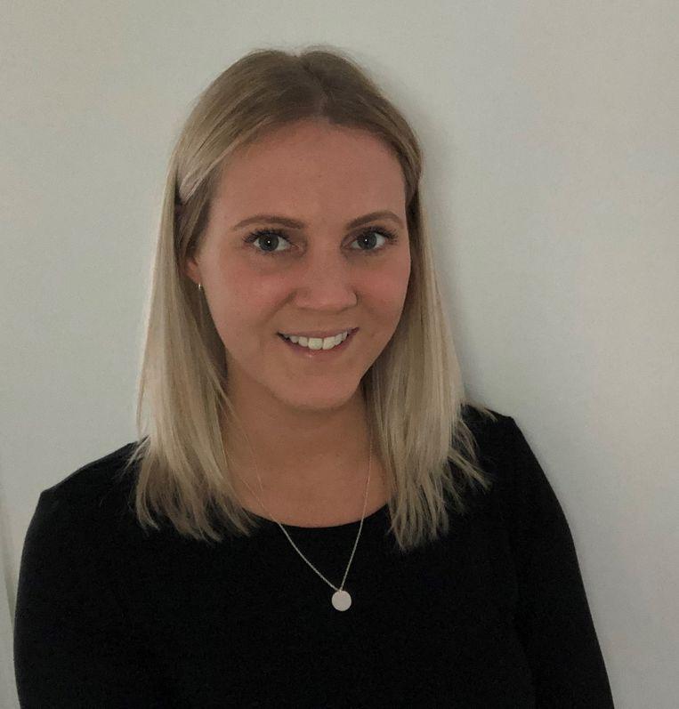 Tina Aerts, HR-verantwoordelijke van Remotive