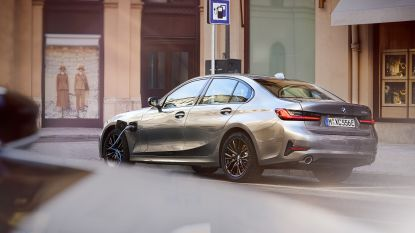 Zeven Belgische steden laten hybride BMW's automatisch elektrisch rijden