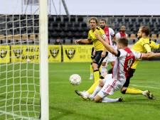 VVV'ers door het stof na historische nederlaag tegen Ajax: 'Kansloos met vier uitroeptekens'