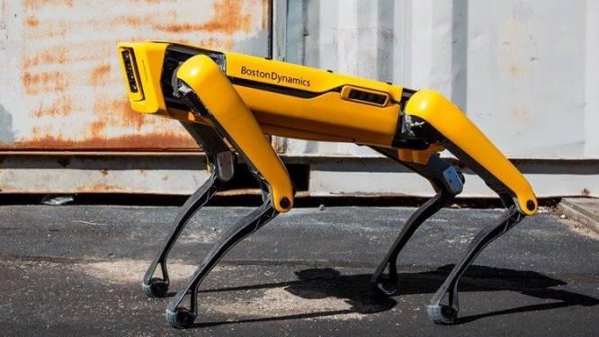 NASA wil robothond Spot naar Mars sturen