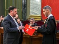 Zware celstraffen voor Catalaanse politici voor rol in strijd om onafhankelijkheid