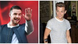 Liam Payne had een bloedhekel aan One Direction-collega Louis Tomlinson