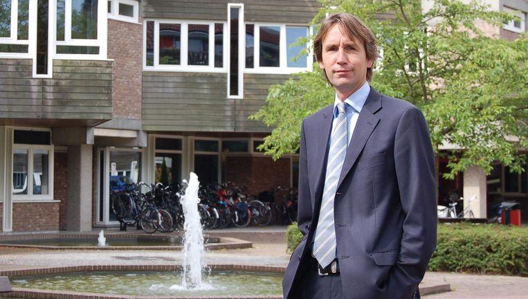 Wethouder Herbert Raat. Beeld VVD Amstelveen