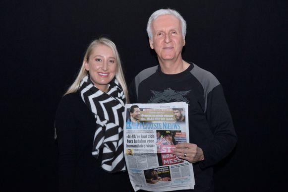Onze reporter in Hollywoord Kristien Gijbels doet interviews met de allergrootste celebs. Die unieke gesprekken leest u enkel in Het LaatsteNieuws.