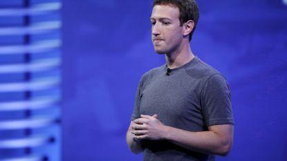 Facebook-topman Zuckerberg morgen en woensdag op getuigenbank Amerikaans congres